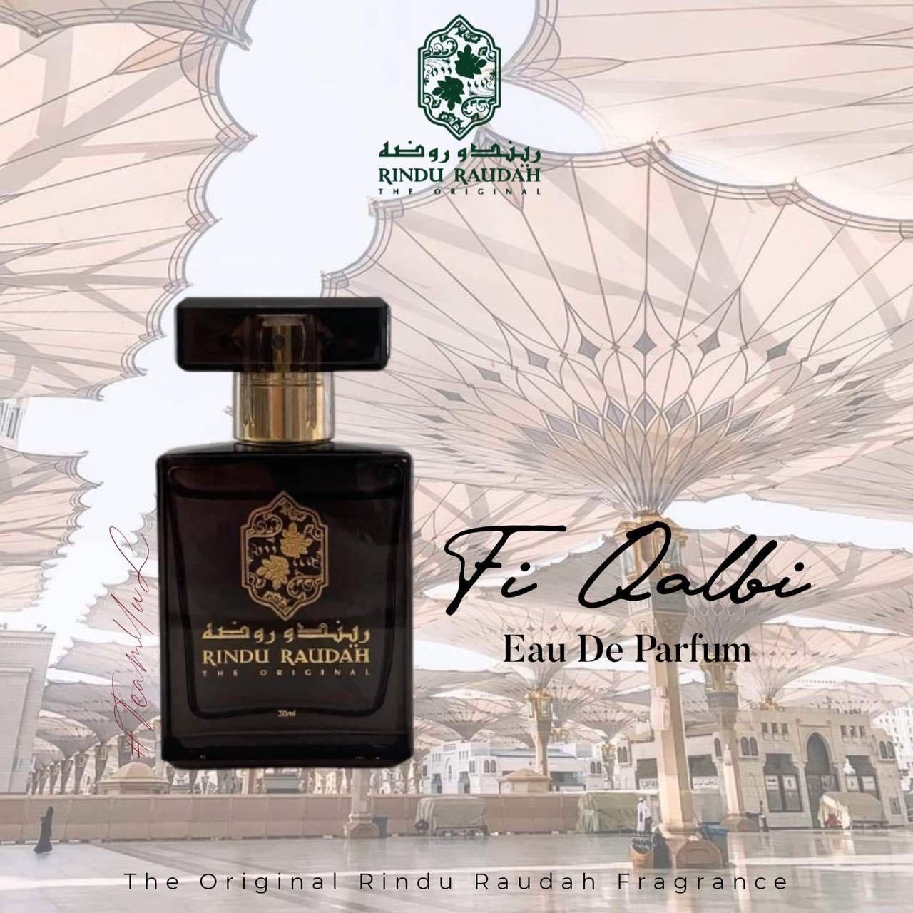 Rindu Raudah Perfume
