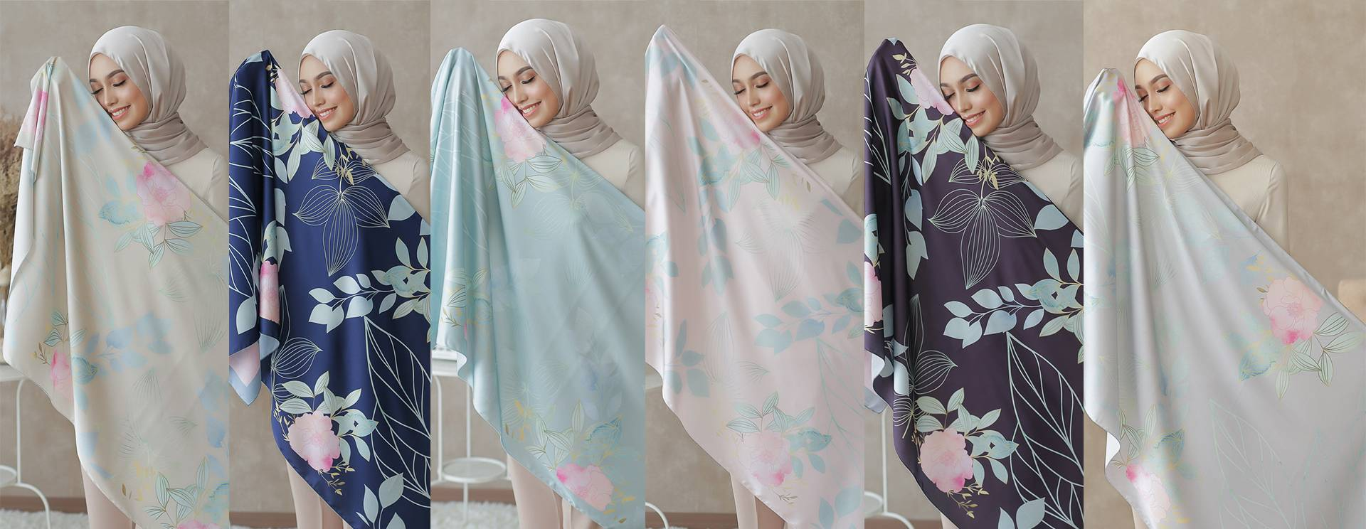Bontique Scarf Collection 1